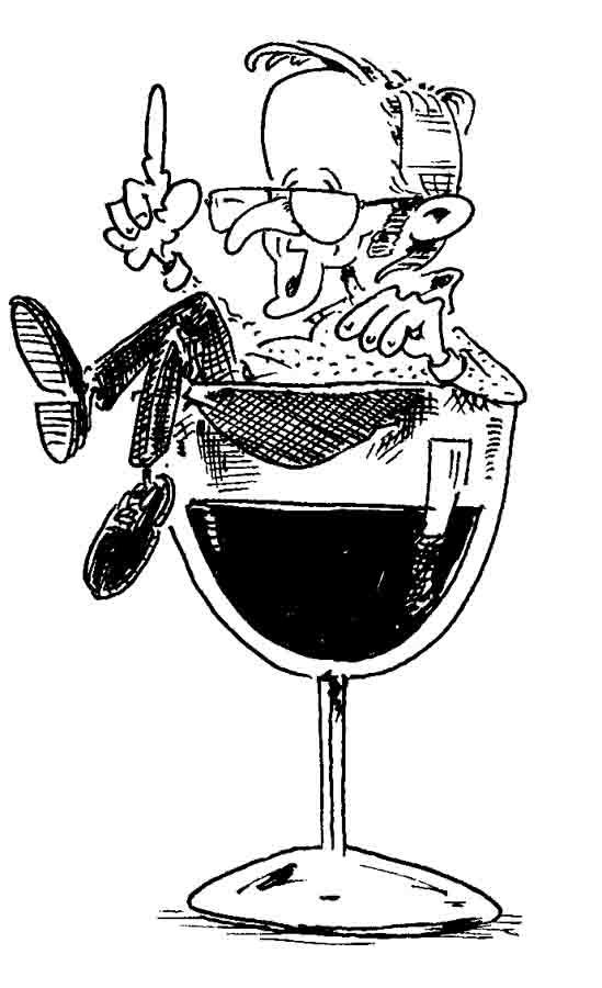 Kapitel 5: Antikommunismus und ein guter Wein