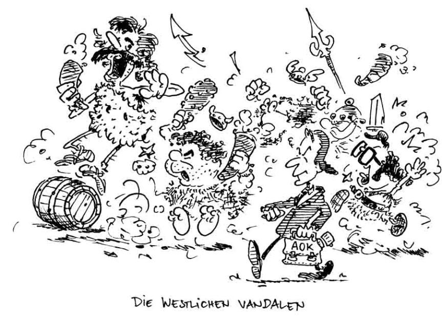 Kapitel 8: Westliche Vandalen