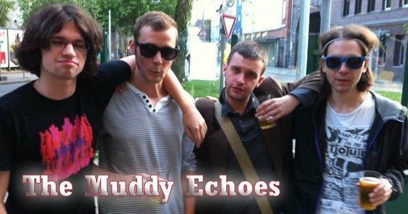 Muddy Echoes: Abschaumpartys auf Abraumhalden mit Zart-Gesang