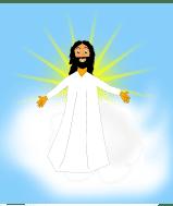 Jesus twittert