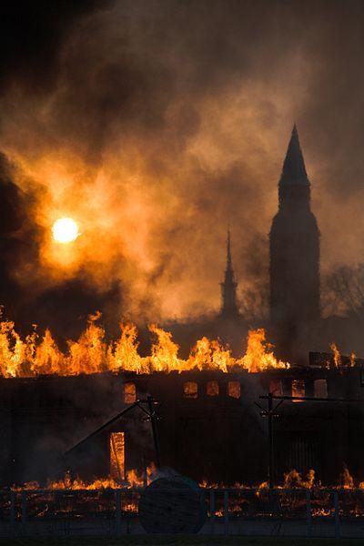 Andreas Rossmann: Der Rauch verbindet die Städte nicht mehr – eine Lesereise durch das Revier