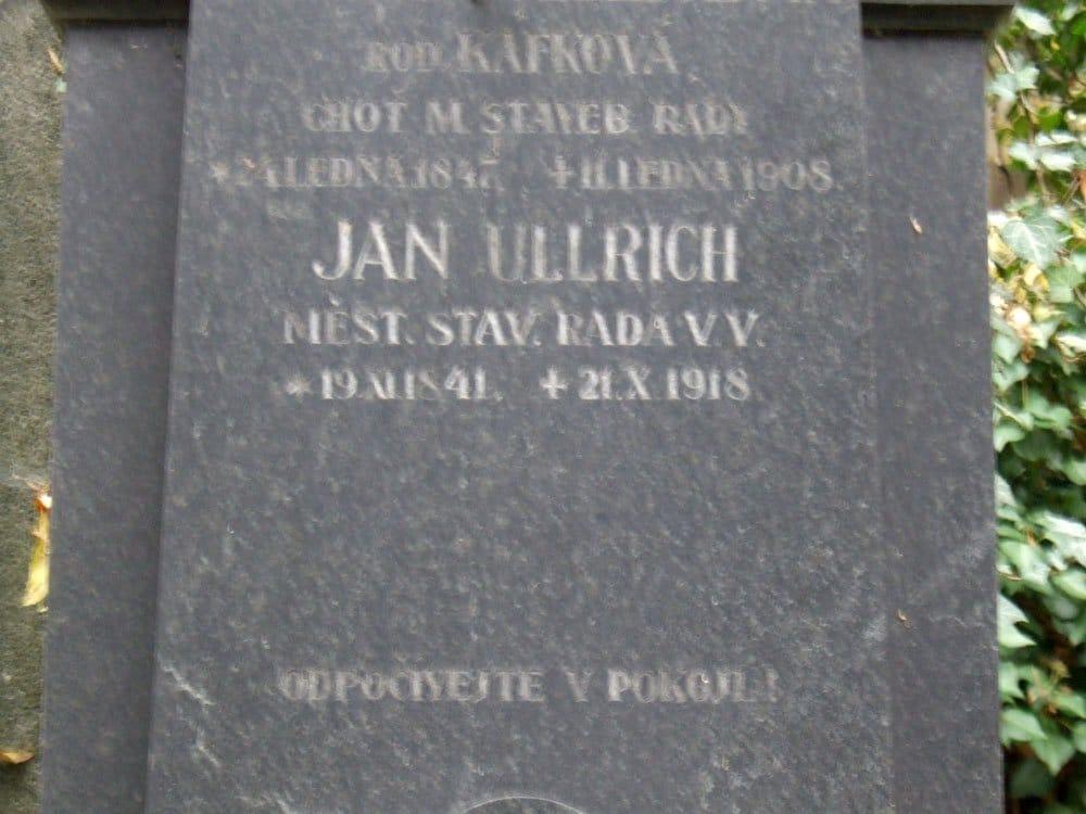 Friedhof Prag