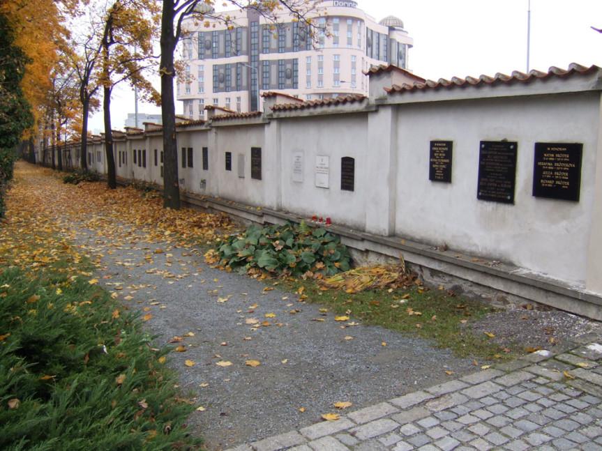 Jüdischer Friedhof Prag – Teil IV und Schluss