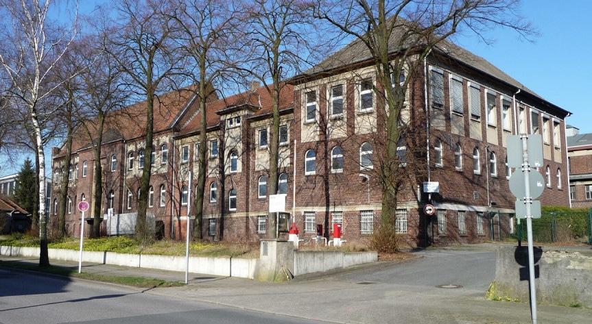Bergmannsglück Verwaltungsgebäude