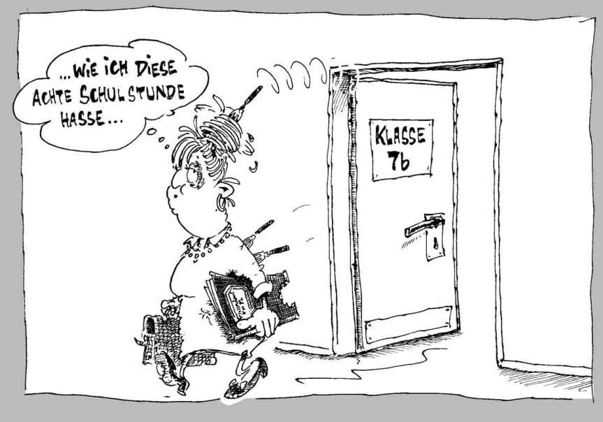 Buchrezension: Kreidezeit – Lehrerjahre sind keine Herrenjahre