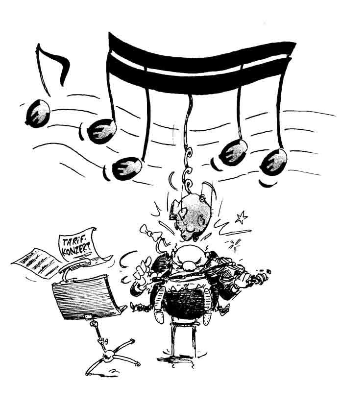 Zwischen Insolvenzverschleppung und Geiselnahme: wie Politiker die Existenz eines Orchesters aufs Spiel setzen