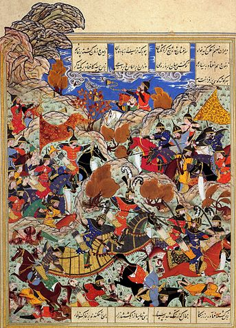 Situation des Niedergangs
