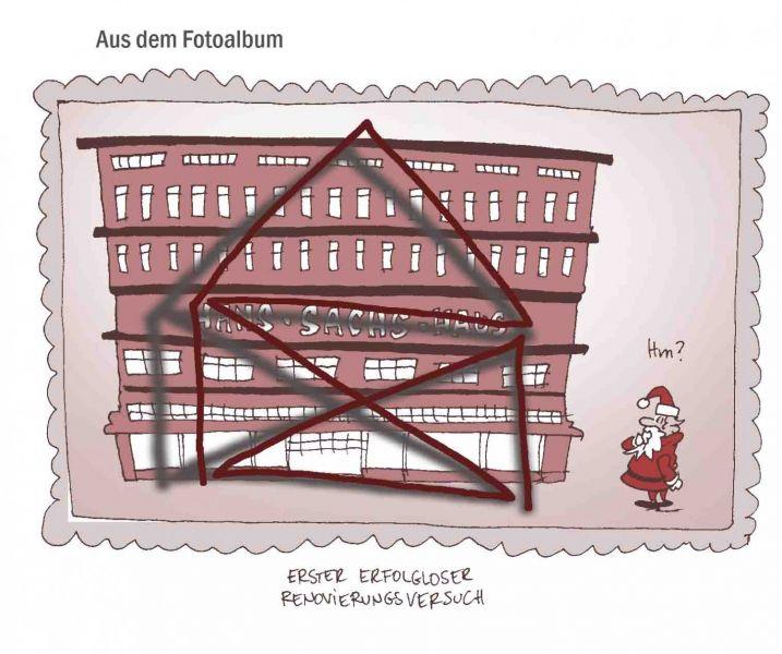 Hans Sachs Haus – ein Arbeiterschloss