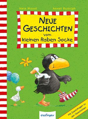 Nele Moost / Anett Rudolf: Alles Geschichten vom kleinen Raben Socke