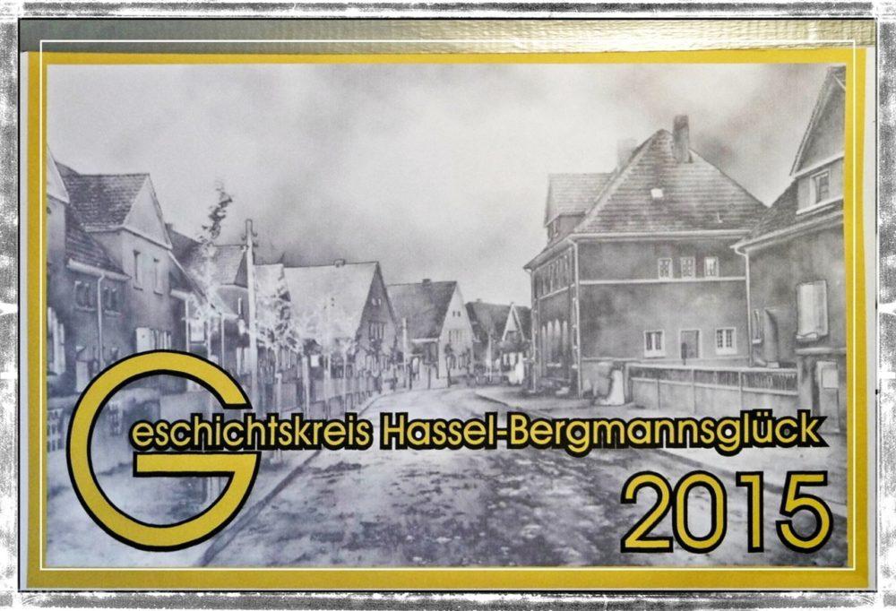 Friedhelm Möllmann's Kalender 2015 mit herausnehmbaren selbst colorierten Postkarten