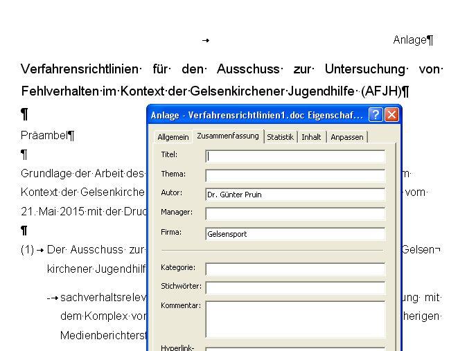 SPD hilft armer Stadt bei der Bewältigung des Jugendamtsskandals