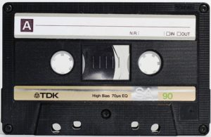 Compactcassette - Creative Commons Attribution-Share Alike 3.0 Unported license.