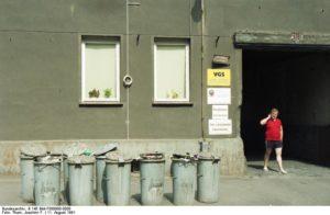 11.-18.8.1991 Bundesland Sachsen-Anhalt, Gräfenhainichen Stadtmotive - Attribution: Bundesarchiv, B 145 Bild-F088900-0008 / Thurn, Joachim F. / CC-BY-SA 3.0